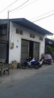 Bán nhà  kho  xưởng đường Đoàn Nguyễn Tuấn, Tân Quý Tây, Bình Chánh, Tp.HCM.