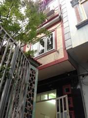 Bán nhà nội thành xây độc lập 8/19 Phố An Dương - Lê Chân - HP Giá 380tr
