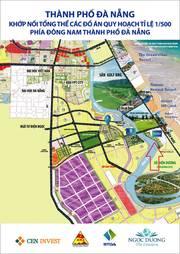 AnCư - ĐầuTư - SinhLời với NgọcDươngRiverside đất ven biển Nam ĐàNẵng chỉ  800tr/nền - 0905.42.89.98