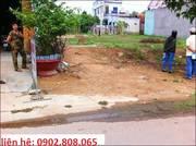 Về Hà Nội sinh sống,tôi nhượng lại 510m2 đất mặt tiền thị xã Bình dương giá 310 triệu