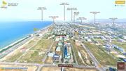 Cần bán nhanh lô đất đường Phan Văn Thuật đôí diện trung tâm thương mại,cách biển 100m