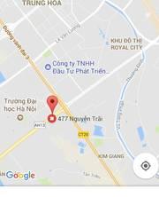 Bán nhà tập thể Thanh Xuân Nam - 75m2 - 3 PN - Chính chủ miễn trung gian