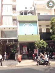 Nhà MT trung tâm Quận 1 đường Nguyễn Trãi cho thuê  DT 4.1x21m. Giá 105 Triệu/Tháng