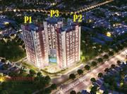 Bán cắt lỗ căn hộ 2 phòng ngủ tầng 6 tòa IP2 chung cư 360 giải phóng giá rẻ