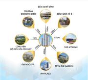 Mỹ Đình Plaza giá chỉ từ 1,9 tỷ/căn, Ưu đãi lên đến 100 triệu, LS 0 đến khi nhận nhà