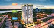 Căn hộ cho thuê mặt tiền Phạm Văn Đồng lộ giới 60m Opal Skyview
