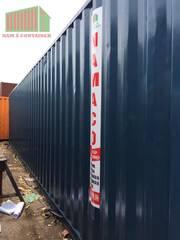 Bán và cho Thuê container Văn Phòng, cont Kho, Cont Lạnh