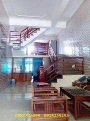 Bán nhà mặt đường Nguyễn Du, phường Bến Thủy, vừa ở vừa kinh doanh rất thuận lợi