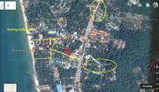 Chính chủ cần bán 17.800 m2 đất gần bãi vòng giá chỉ 900tr/công .