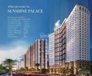 Chung Cư Sunshine Palace Liền Kề Times city,giá 26,5/m2,Tặng gói NT 150TR Nhận Nhà Ngay