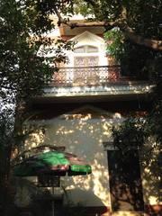 Bán nhà vườn cách mặt đường Thượng Cát 30m