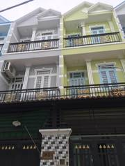 Bán Nhà 1.65 Tỷ, sổ hồng bao sang tên, mặt tiền hẻm đường 6m, đường lê Văn lương.
