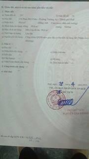 Bán nhà mặt tiền Phan Bội Châu - Trường An - Huế