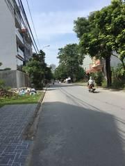 Bán đất bt mặt đường hoàng thế thiện đường lê hồng phong