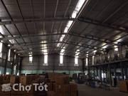Kho xưởng DT 5000m2 KCN Yên Nghĩa Hà Đông