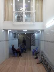 Bán Nhà đường Tân Khai quận 11  3x10  3 tấm hẻm 4m
