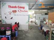 Sang nhượng quán ăn Thành Công Quán số 3 lô 22 mặt đường Lê Hồng Phong, Hải Phòng