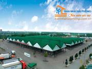 Bán Kiot Hoa Qủa chợ Đầu Mối Hoa Qủa Sở Dầu, Hồng Bàng