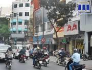Cho thuê nhà mặt tiền Lý Tự Trọng gần ngã 4 Thủ Khoa Huân sát chợ Bến Thành