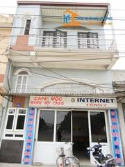 Cho thuê nhà 120 mặt đường 356 Đình Vũ, Hải An, Hải Phòng