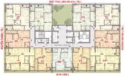 Bán căn 71,8m2 tầng 3206 Tòa CT1 chung cư A10 Nam Trung Yên ban công ĐN.
