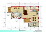 Mở bán biệt thự FULL nội thất dự án Green Oasis Villas - BĐS nghỉ dưỡng Hòa Bình
