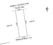 Bán đất lô 44.23 khu An Phú 2, đường 13.5m, giá 1.1 tỷ