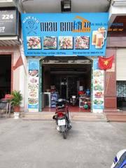 Sang nhượng quán nhậu Minh Anh tại 222 Tôn Đức Thắng, Lê Chân, Hải Phòng