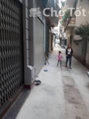 Bán ngõ 124 phố Hòe Thị, phường Phương Canh, quận Nam Từ Liêm