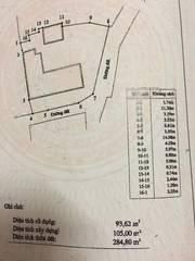 Bán rẻ nhà chính chủ 285 m2, Phạm Văn Thuận, TP Biên Hòa