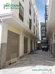Nhà đẹp mà rẻ kiến trúc kiểu Pháp chỉ có 1,6 tỷ. trong ngõ Kiều Sơn. 45m2, 4 tầng, có chỗ gửi ô tô