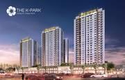 Mở bán căn hộ The K Park Văn Phú dt 53-93m2 giá 1,1 tỷ/ căn