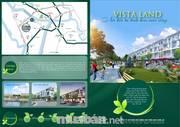 Bán đất nền dự án Vista Land Củ Chi