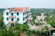 Bán Khách sạn 3600m2 tại thị trấn Quất Lâm, Giao Thủy, Nam Định giá 40 tỷ