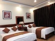 Cho thuê tòa khách sạn 18 phòng gần khu công nghiệp Đình Vũ.