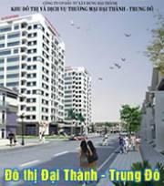 Bán 52m2 đất khu đô thị Đại Thành