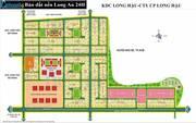 Bán đất nền KDC Long Hậu - Cần Giuộc, cách Nguyễn Văn Tạo, Nhà Bè 300m