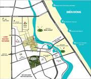 Đất KĐT số 4,Sunriver ven sông,đẹp nhất Nam Đà Nẵng