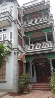 Bán biệt thự ở Biên Giang - Hà Đông dt172m2 x 3 tầng giá 2,5 tỷ có thuơng lượng