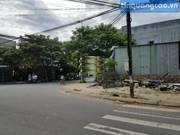 Bán đất 2 MT lô 323, 324 Đường Hồ Sỹ Tân và Phan Huy Thực, Q. Sơn Trà   Đà Nẵng.