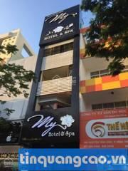 Bán nhà 5 tầng, địa chỉ 168 Nguyễn Văn Linh, DTĐ 105,8m2, DT nhà 389 m2