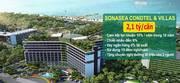 Căn hộ nghỉ dưỡng Sonasea Phú Quốc cam kết thu nhập 10/năm trong 10 năm