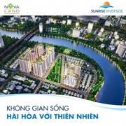 Sunrise riverside đối diện Vivo city trên 2 tỷ