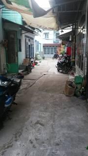Bán nhà 1 trệt , 1 lầu phường Thạnh Xuân q 12