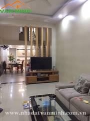 Cho thuê văn phòng nguyên căn 3 tầng mặt đường PHỦ THƯỢNG ĐOẠN,DT 100m2, ô tô đỗ cửa