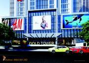 Sang nhượng suất ngoại giao chung cư Gold Tower, Nâng tầm thịnh vượng