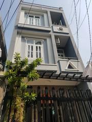 Bán nhà hẻm 98 Đường số 17, Q7, 4.2 x 21m, 2 Lầu, 5 PN, 4 WC