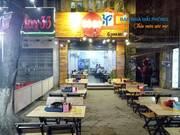 Sang nhượng quán ăn Bò Bo số 200 Lê Lợi, Ngô Quyền, Hải Phòng.