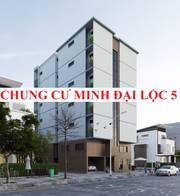 Bán chung cư mini Minh Đại Lộc 5 Sổ Đỏ vay ngân hàng