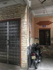 Bán nhà trong ngõ đường trần khánh dư